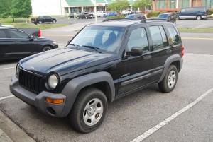2004 Jeep Liberty Sport scauction