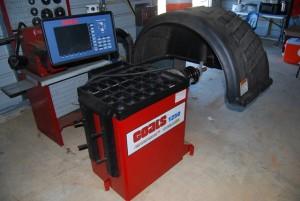 Tire Machine