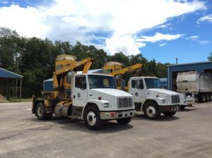 Grapple Trucks