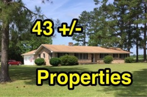 43 property sc real estate auction