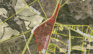 46 acre tax aerial